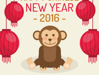 You in 2016: making changes or just monkeying around?