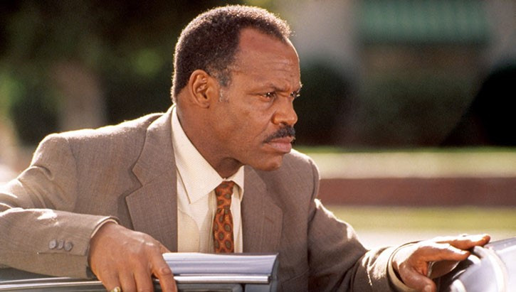 Roger Murtaugh from Lethal Weapon