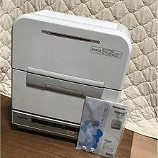 Panason 食器洗いか乾燥機 買取り実績