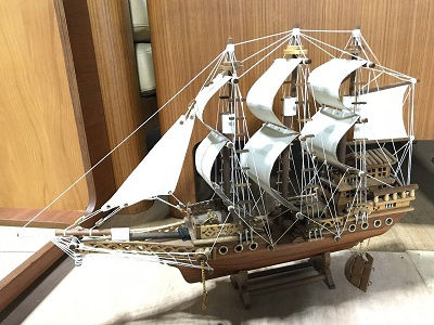 買取 船模型 奈良 京都