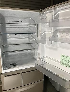 ミツビシ 冷蔵庫 庫内