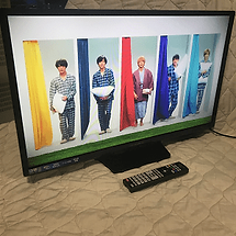 テレビの買取り実績