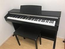 奈良市 CASIO ピアノ 買取実績