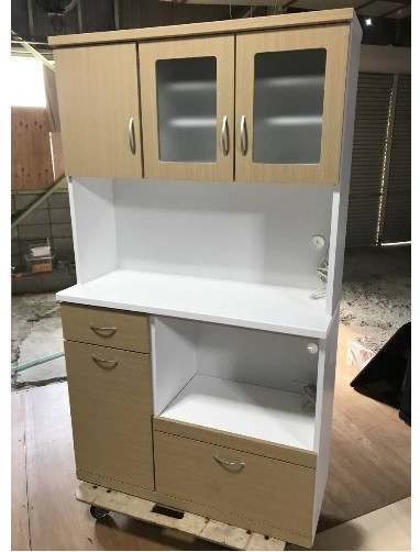 奈良で食器棚をお買取り致しました。