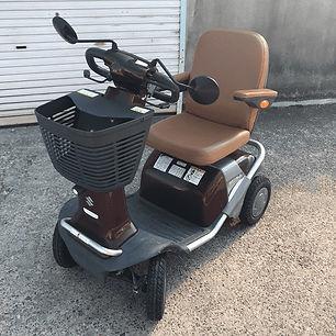 スズキ 電動車椅子 買取実績