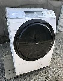 Panasonic ドラム式 洗濯機 買取実績