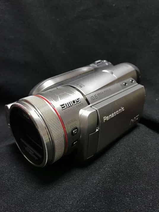 奈良市でビデオカメラを買取りました