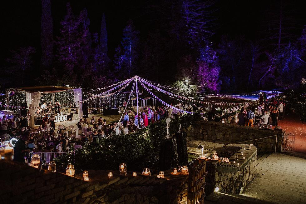 fairytale garden wedding in Malta with a vintage style