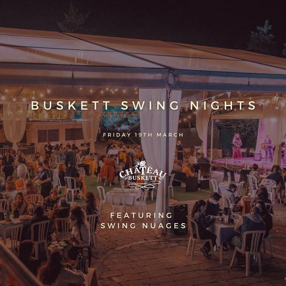Buskett Swing Nights
