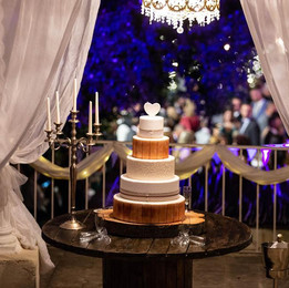 Wedding cakes by Chateau Buskett