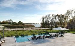 Pool overlook to Sagg Pond
