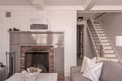 Lower Level Fire Place