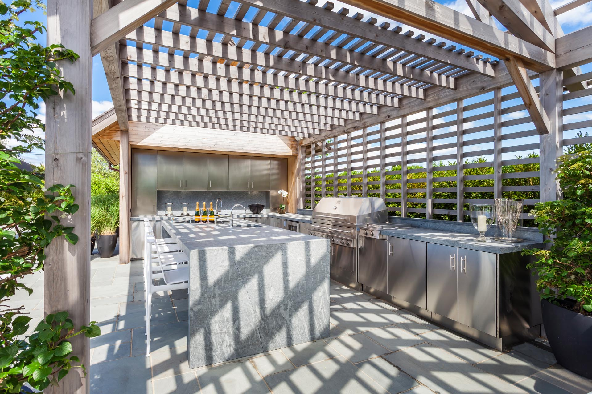 Outdoor Chefs Kitchen