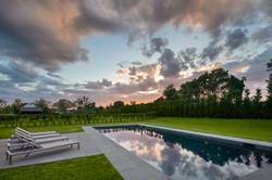 Sunset - Pool 2