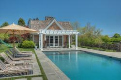 Daniels Pool Cabana