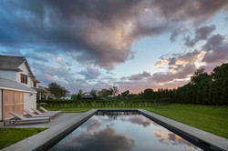 Sunset - Pool