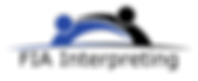 FIA Interpreting Logo