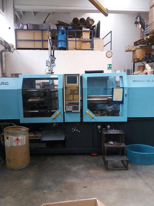 Demag 100T Ergotech 100-430 Compact