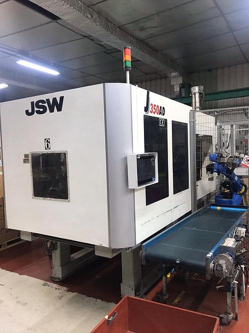 Presse à injecter JSW 350T