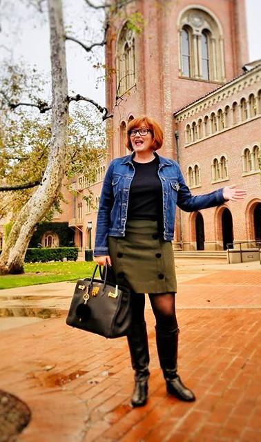 Teaching at USC!
