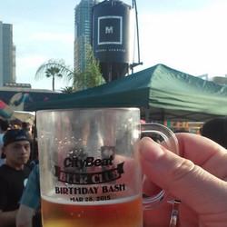 CityBeat Beer Club Birthday Bash