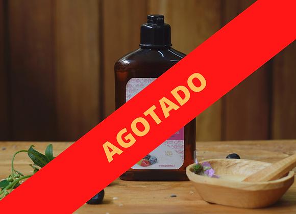 Shampoo Frutos Rojos y Miel