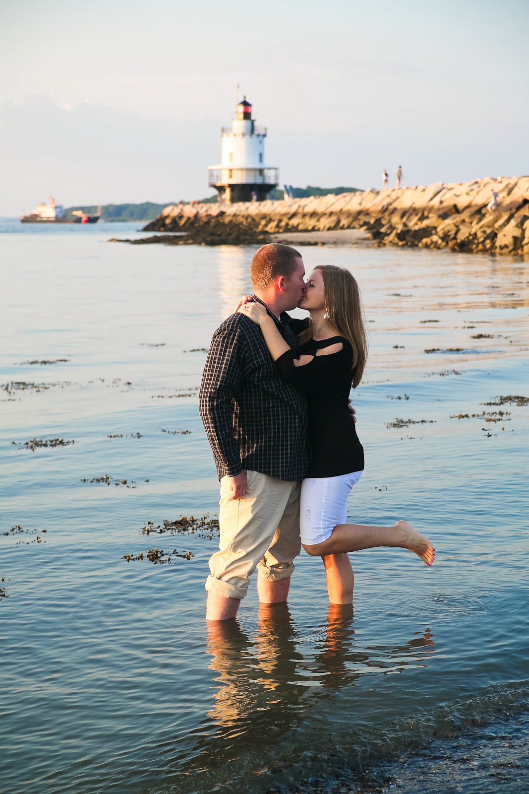 maine engagement photographers