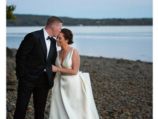 Love on Maine's Rocky Coast : Greg & Kayla