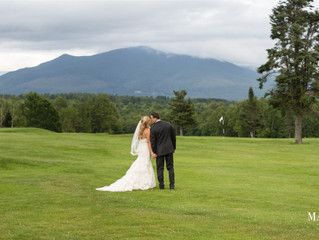 Love in the White Mountains : Myles + Jen