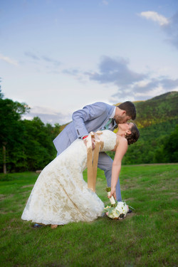 Sunday River Maine Wedding Photo