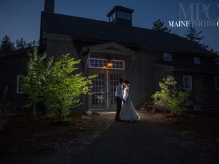 Katie + Evan : Hidden Pond Kennebunkport, Maine