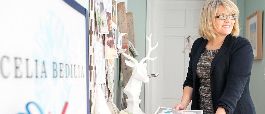 interior designer portrait