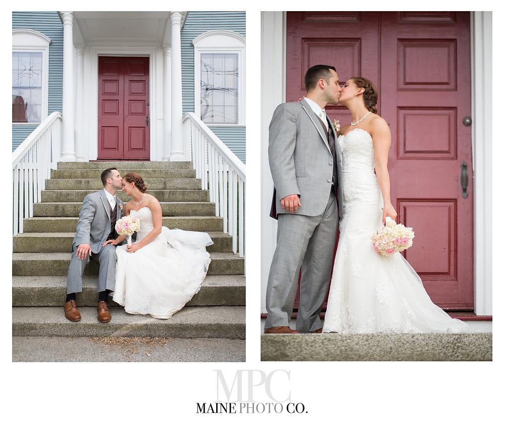 moffatt-ladd house & gardens wedding