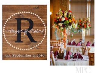 Abby + Rob : The Red Barn at Outlook Farm