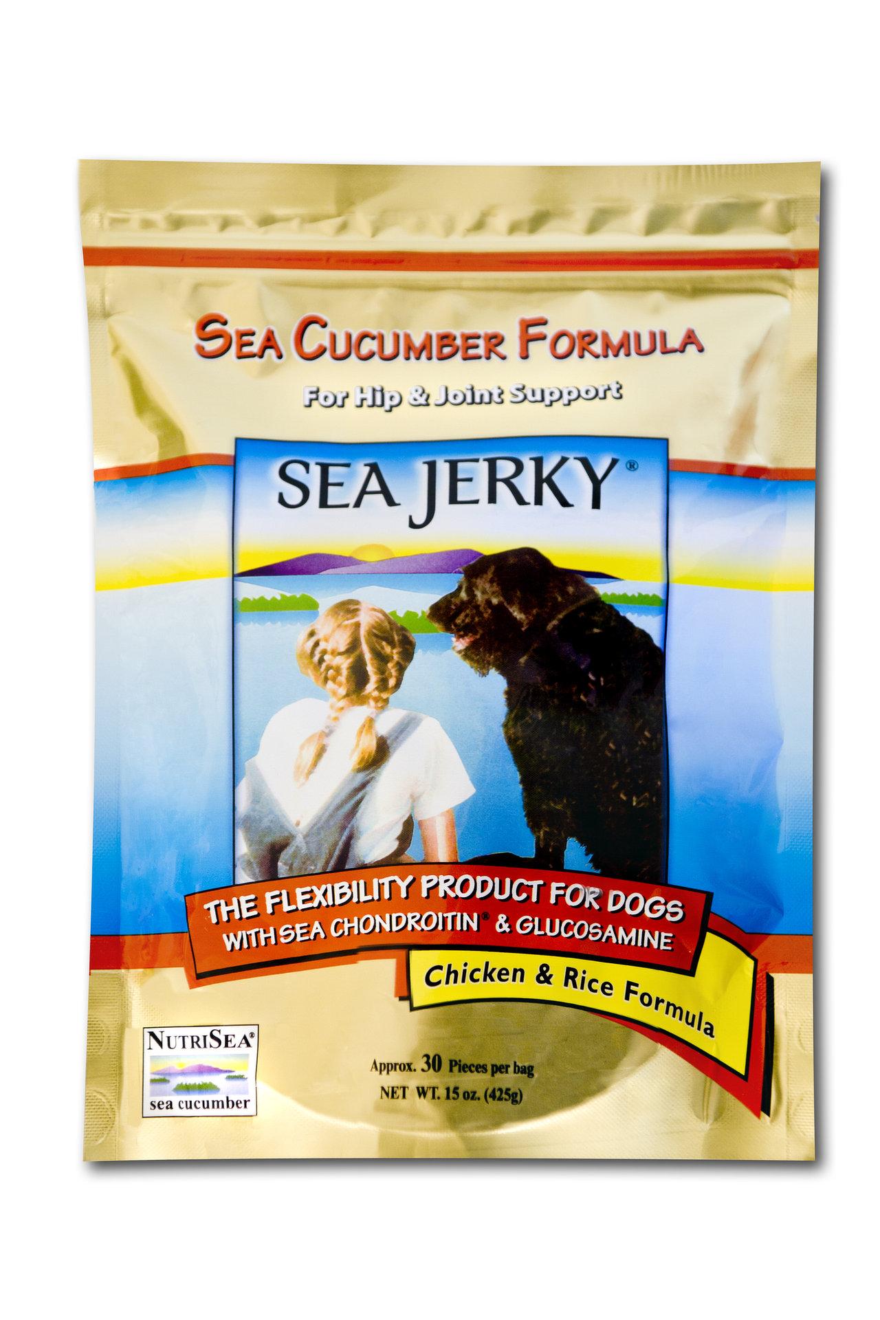 sea jerky