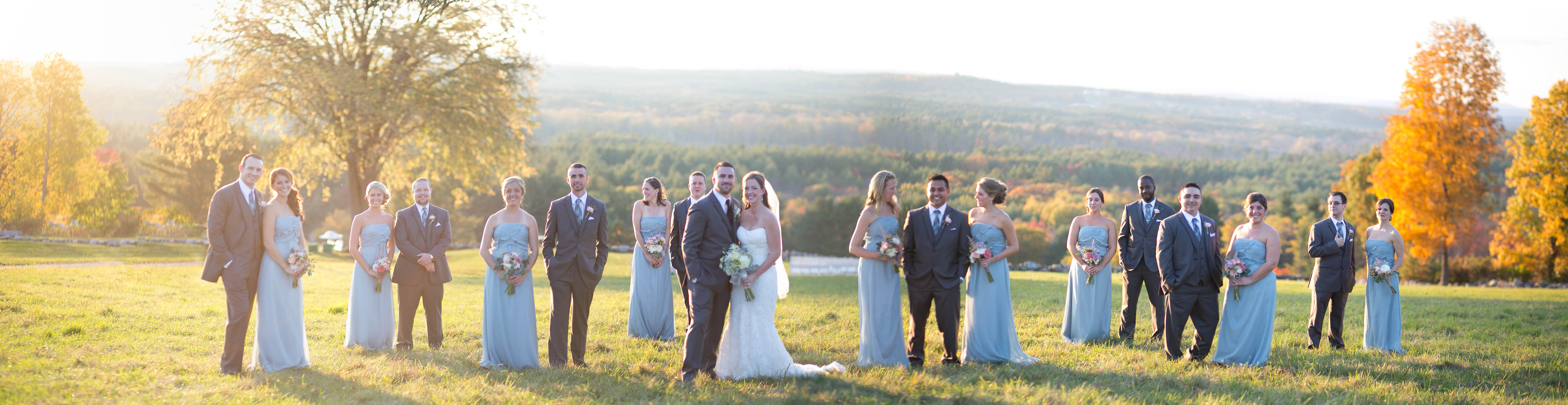 New England Wedding