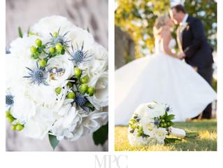 Stacey & Glenn : A Coastal Maine Wedding