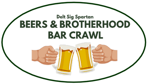 Beers & Brotherhood BAR CRAWL (LOGO) (PN