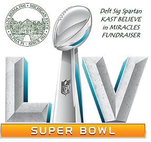 Super Bowl LV (2021) UNDERGRADUATE SQUAR