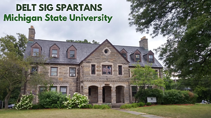 Delt Sig Spartans - Michigan State Unive
