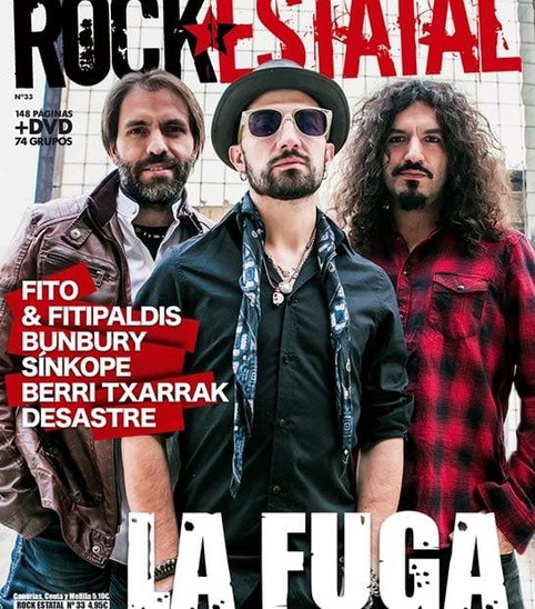 🎸🎸 ROCK ESTATAL nº33 🎸🎸