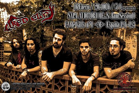 RED ELM @ SALA AUDITORI JAM SESSION