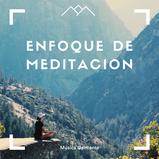 Enfoque de meditacion