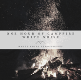One Hour of Campfire White Noise