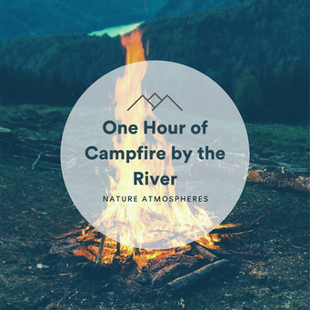 One Hour of Campfire by the River