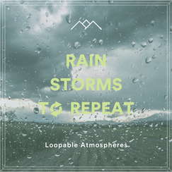 Rain Storms To Repeat