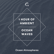 1 Hour of Ambient Ocean Waves