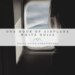 One Hour of Airplane White Noise