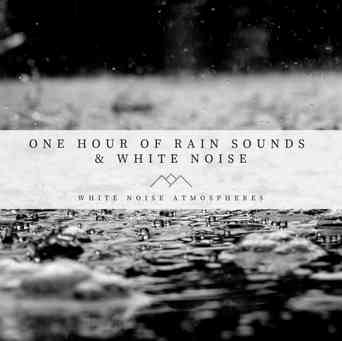 One Hour of Rain Sounds & White Noise