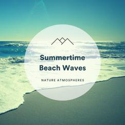 Summertime Beach Waves